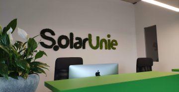 Moslogo Solar unie