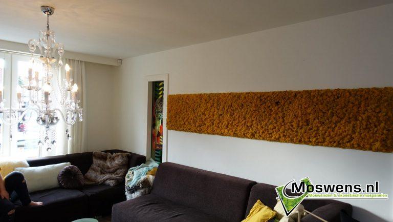 Mosschilderij Geel Moswens.nl (1)
