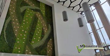 Moswand Philips Atrium
